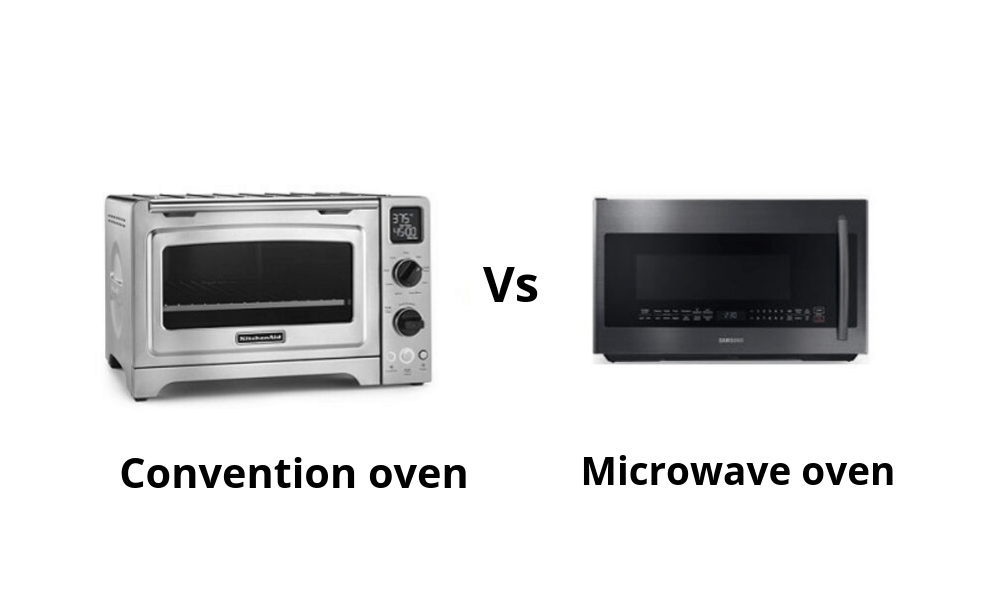What Is Difference Between Convection Oven And Microwave Oven