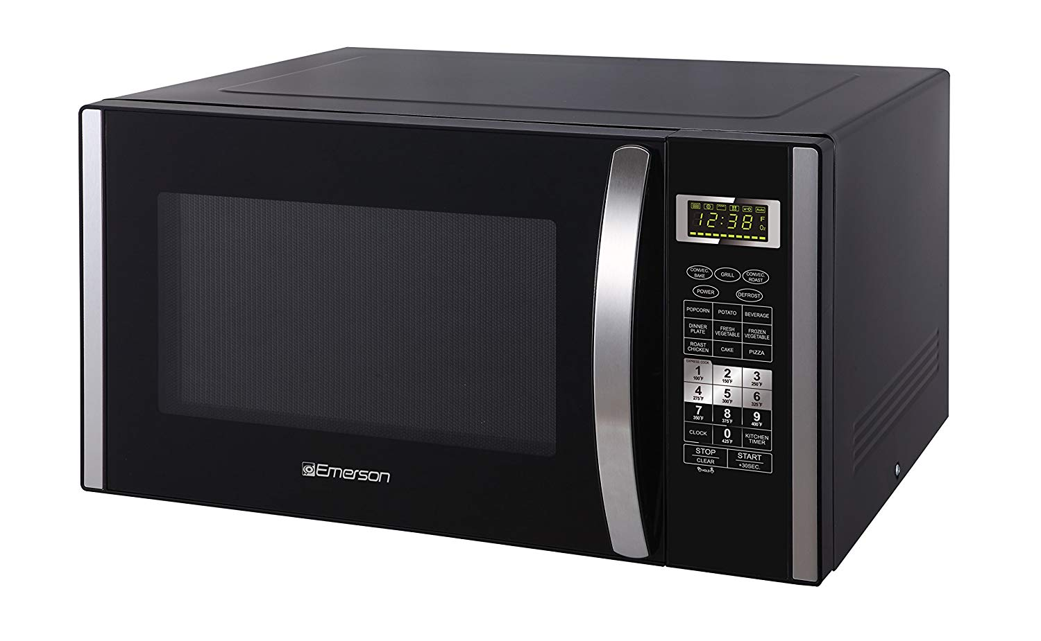 Emerson MWCG1584SB Convection Microwave Oven with Grill