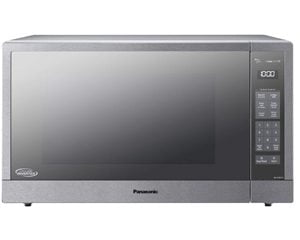 Panasonic Microwave Oven Stainless Steel Countertop NN-SN97JS