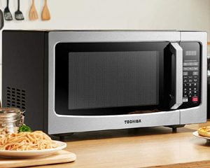 Toshiba EM131A5C-SS Microwave Oven